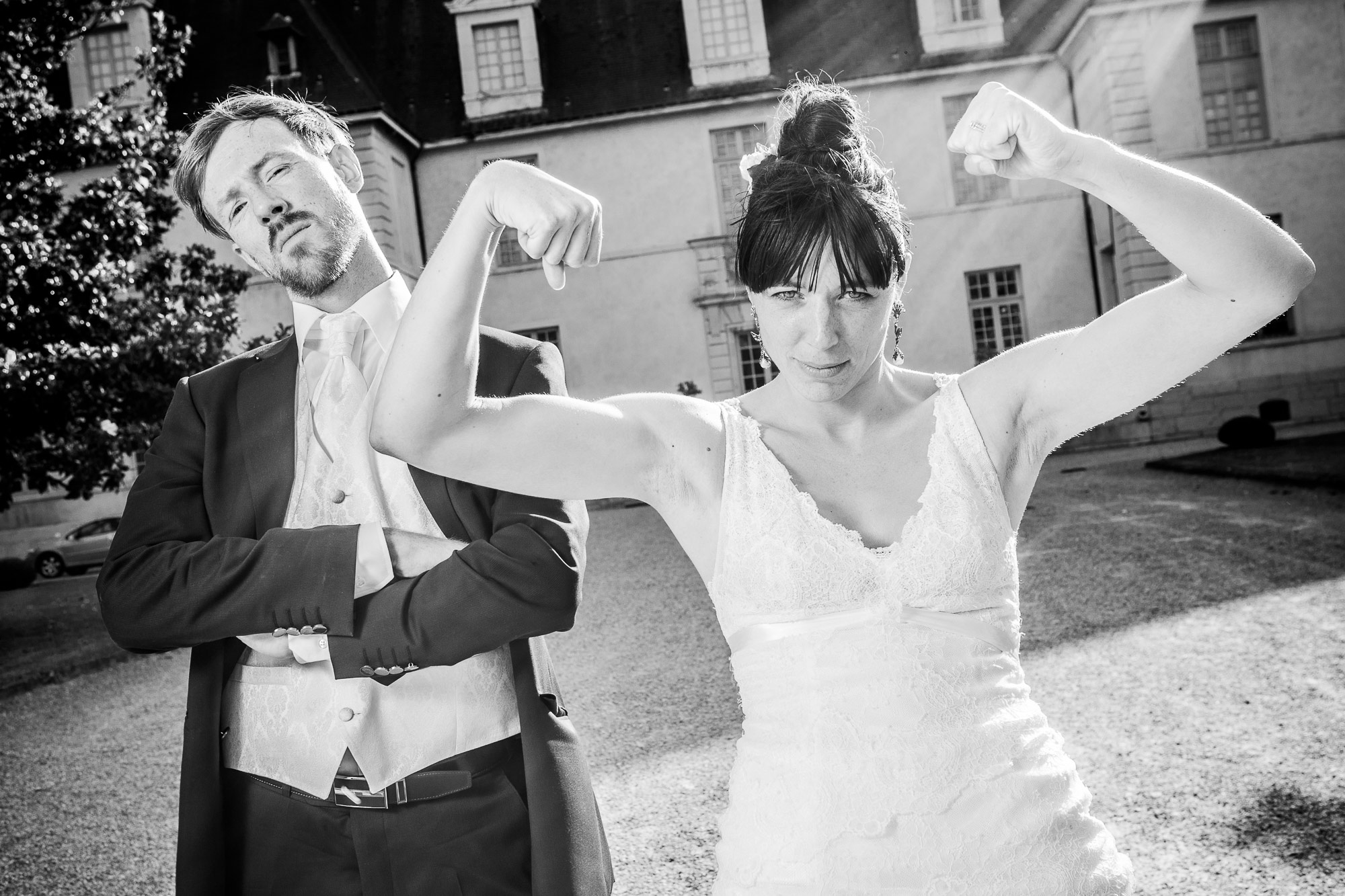 photographe mariage Grenoble château de Sassenage