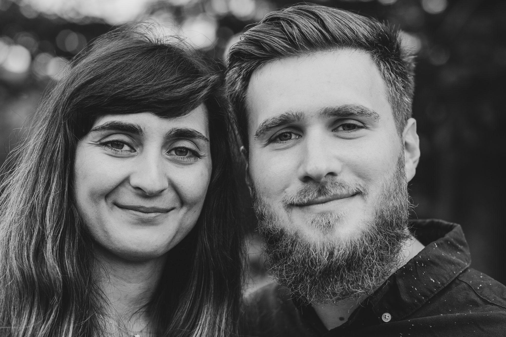 séance engagement photographe mariage Grenoble